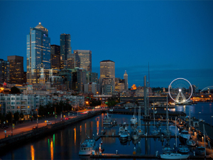 Seattle's Best Photography Classes - Seattle Night Shoot Photography Classes
