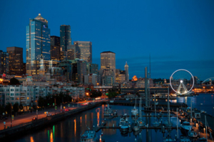 Seattle's Best Photography Classes - Seattle Night Shoot Photography Class