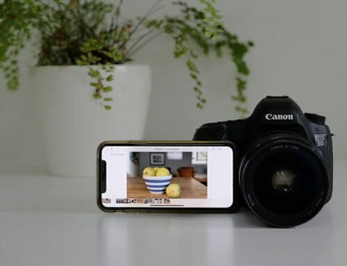 DSLR vs iPhone or Smart Phone Photography